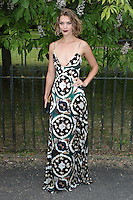 Arizona Muse, The Serpentine Gallery Summer Party, Serpentine Gallery, London UK,  06 July 2016, Photo by Richard Goldschmidt