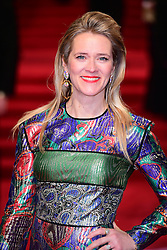 Edith Bowman attending the EE British Academy Film Awards held at the Royal Albert Hall, Kensington Gore, Kensington, London. PRESS ASSOCIATION Photo. Picture date: Sunday 12 February 2017. See PA Story SHOWBIZ Bafta. Photo credit should read: Ian West/PA Wire