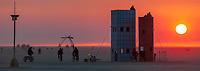 Playa sunrise.