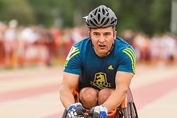 Mens' Wheelchair Mile,