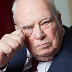 May0029836.DTFeatures.Pic Shows Sir Patrick Moore