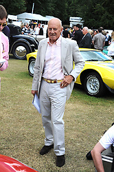 LORD FOSTER at the Cartier Style et Luxe, the Goodwood Festival of Speed, West Sussex on 13th July 2008.<br /> <br /> NON EXCLUSIVE - WORLD RIGHTS