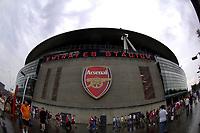 Photo: Daniel Hambury.<br />Arsenal v Ajax. Dennis Bergkamp Testimonial. 22/07/2006.<br />Arsenal's new home, The Emirates Stadium.
