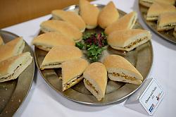 Food supplier JJ Catering - Photo mandatory by-line: Dougie Allward/JMP - 24/09/2016 - BASKETBALL - SGS Wise Arena - Bristol, England - Bristol Flyers v Plymouth Raiders - British Basketball League Championship