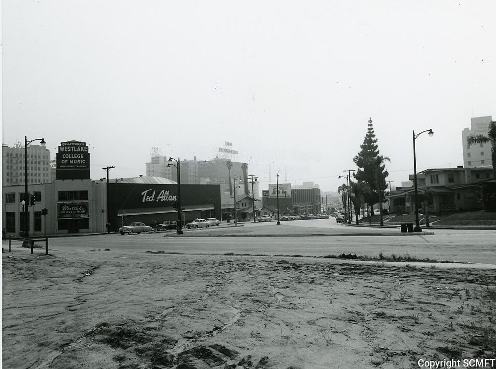 1954 Yucca & Argyle Ave.