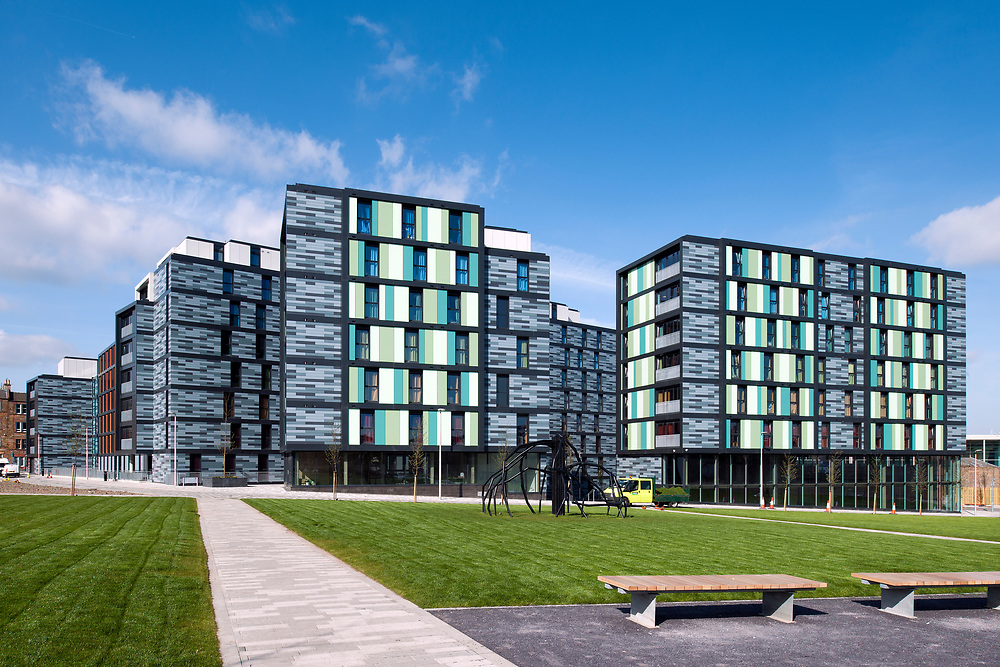 EXTERNAL VIEW - STUDENT ACCOMMODATION