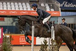 Van den Broeck Tim, BEL, Rockybo van het Schaeck<br /> Pavo Hengsten competitie - Oudsbergen 2021<br /> © Hippo Foto - Dirk Caremans<br />  22/02/2021