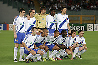 Fotball<br /> 19.09.2007<br /> Foto: Inside/Digitalsport<br /> NORWAY ONLY<br /> <br /> UEFA Champions League<br /> Roma v Dynamo Kiev 2-0<br /> <br /> Lagbilde Dynamo Kiev