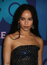 May 29, 2019 - New York City, New York, U.S. - Actress ZOE KRAVITZ, attends HBO's Season 2 premiere of 'Big Little Lies' held at Jazz at Lincoln Center. (Credit Image: © Nancy Kaszerman/ZUMA Wire)