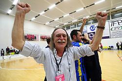 CLAUDIO SAUGO<br /> SAMA TEAM VOLLEY PORTOMAGGIORE - DELTA VOLLEY PORTO VIRO<br /> FINALE COPPA ITALIA SERIE B PALLAVOLO MASCHILE 2017 - 2018 A PORTO VIRO
