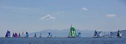 Silvers Marine Scottish Series 2017<br /> Tarbert Loch Fyne - Sailing