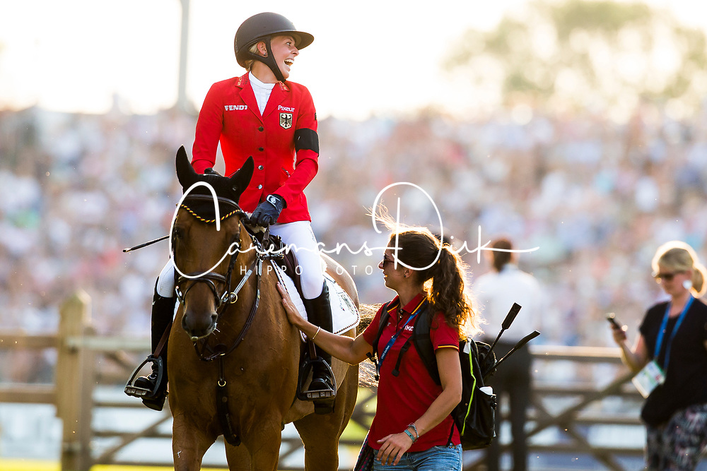 Klaphake Laura, GER, Catch Me If You Can 21<br /> CHIO Aachen 2018<br /> © Dirk Caremans<br /> 19/07/2018