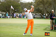 Rickie Fowler (USA) during the final round of the Arnold Palmer Invitational presented by Mastercard, Bay Hill, Orlando, Florida, USA. 08/03/2020.<br /> Picture: Golffile | Scott Halleran<br /> <br /> <br /> All photo usage must carry mandatory copyright credit (© Golffile | Scott Halleran)
