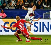 Soccer: 20180428 MLS 2018: New York Red Bulls vs LA Galaxy