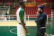 Mike James<br /> Sidigas Avellino - A X Armani Exchange Olimpia Milano<br /> Legabasket Serie A 2018-19<br /> Avellino, 30712/2018<br /> Foto MarcoBrondi - Ciamillo-Castoria