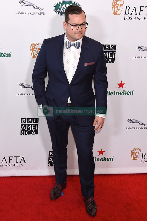 September 15, 2018 - Beverly Hills, California, USA - KRISTIAN BRUUN attends the 2018 BAFTA Los Angeles + BBC America TV Tea Party at the Beverly Hilton in Beverly Hills. (Credit Image: © Billy Bennight/ZUMA Wire)