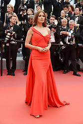 May 14, 2019 - Cannes, France - CANNES, FRANCE - MAY 14: Victoria Bonya attends the opening ceremony and screening of ''The Dead Don't Die'' during the 72nd annual Cannes Film Festival on May 14, 2019 in Cannes, France. (Credit Image: © Frederick InjimbertZUMA Wire)