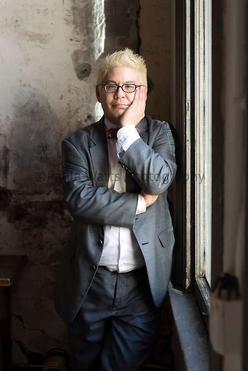 Pink Martini Thomas Lauderdale in home residence