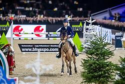 De Plecker Vic, BEL, Orchid's Anucia<br /> Jumping Mechelen 2019<br /> © Hippo Foto - Dirk Caremans<br />  27/12/2019