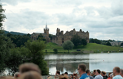 Party At The Palace, Saturday 11th August 2018<br /> <br /> Pictured: Linlithgow Palace<br /> <br /> Aimee Todd | Edinburgh Elite media
