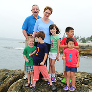 EAST BOOTHBAY, Maine -- 7/27/15 -- Murray Towle Clan family photography.  Photo © 2015 Roger S. Duncan<br /> <br /> © Roger S. Duncan, 2015. Permission granted for usage to Murry Towle his designees personal purposes. Resale not permitted without express written consent.