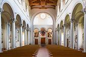 St. Joseph Abbey in St. Benedict, Louisiana