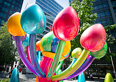 Sculpture in the City 16th June 2021