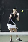 5/1/04 Women's Tennis vs Notre Dame