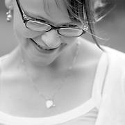 July 9, 2008 -- TOPSHAM, Maine. Kate, 18. Senior Portrait. Photo by Roger S. Duncan.