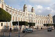 Palacio de la Asamblea architect Enrique Nieto, Plaza de España, Melilla, Spain, north Africa