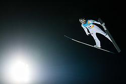 Bor Pavlovcic during National championship in ski jumping in NC Planica on December 23rd, Rateče, Slovenia. Photo by Grega Valancic / SPORTIDA