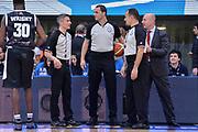 DESCRIZIONE : Trento Beko All Star Game 2016<br /> GIOCATORE : Gianluca Calbucci Manuel Mazzoni Maurizio Biggi<br /> CATEGORIA : Arbitro Referee Before Pregame<br /> SQUADRA : AIAP<br /> EVENTO : Beko All Star Game 2016<br /> GARA : Beko All Star Game 2016<br /> DATA : 10/01/2016<br /> SPORT : Pallacanestro <br /> AUTORE : Agenzia Ciamillo-Castoria/L.Canu