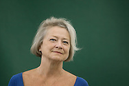 British correspondent and broadcaster Kate Adie, pictured at the Edinburgh International Book Festival where she talked about her work. The Book Festival was the World's largest literary event and featured writers from around the world. The 2007 event featured around 550 writers and ran from 11-27 August.