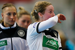 11-12-2019 JAP: Norway - Germany, Kumamoto<br /> Last match Main Round Group1 at 24th IHF Women's Handball World Championship, Norway win the last match against Germany with 32 - 29. / Meike Schmelzer #7 of Germany
