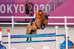 Van Der Vleuten Maikel, NED, Beauville Z, 373<br /> Olympic Games Tokyo 2021<br /> © Hippo Foto - Dirk Caremans<br /> 03/08/2021