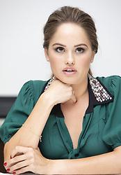 August 9, 2018 - Hollywood, CA, USA - Debby Ryan stars in the TV series Insatiable  (Credit Image: © Armando Gallo via ZUMA Studio)