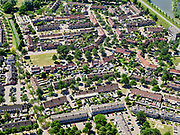 Nederland, Utrecht, Houten, 27-05-2020; nieuwbouwwijk De Geer.<br /> New housing estate De Geer.<br /> luchtfoto (toeslag op standaard tarieven);<br /> aerial photo (additional fee required)<br /> copyright © 2020 foto/photo Siebe Swart