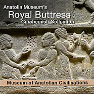 Royal Buttress Karkamis Hittite Artefacts - Anatolian Civilisations Museum. Pictures &  images of
