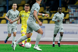 Slobodan Vuk of Domzale during football match between NK Domzale and NK Olimpija in 32nd Round of Prva liga Telekom Slovenije 2020/21, on May 5, 2021 in Sports park Domzale, Slovenia. Photo by Vid Ponikvar / Sportida
