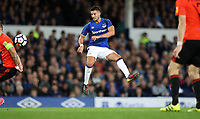 Football - 2017 / 2018 Europa League - Third Qualifying Round, First Leg: Everton vs. MFK Ruzomberok<br /> <br /> Kevin Mirallas of Everton at Goodison Park.<br /> <br /> COLORSPORT/LYNNE CAMERON