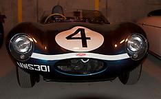 128- 1955 Jaguar D- Type