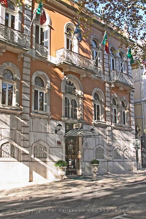 hotel veneza avenida da liberdade lisbon portugal