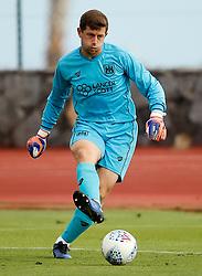 Frank Fielding of Bristol City - Mandatory by-line: Matt McNulty/JMP - 22/07/2017 - FOOTBALL - Tenerife Top Training - Costa Adeje, Tenerife - Bristol City v Atletico Union Guimar  - Pre-Season Friendly