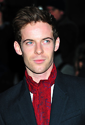 © Licensed to London News Pictures. 06/02/2012.  England. Luke Treadaway attends the Evening Standard Film Awards at County Hall westminster London Photo credit : ALAN ROXBOROUGH/LNP