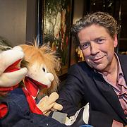 NLD/Amsterdam/20150303 - Persviewing Popster, Henkjan Smits