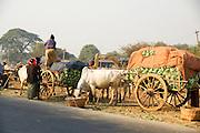 Myanmar, Mon District, Rural market