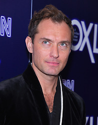 December 5, 2018 - Hollywood, California, U.S. - Jude Law arrives for the premiere of the film 'Vox Lux' at the Arclight theater. (Credit Image: © Lisa O'Connor/ZUMA Wire)