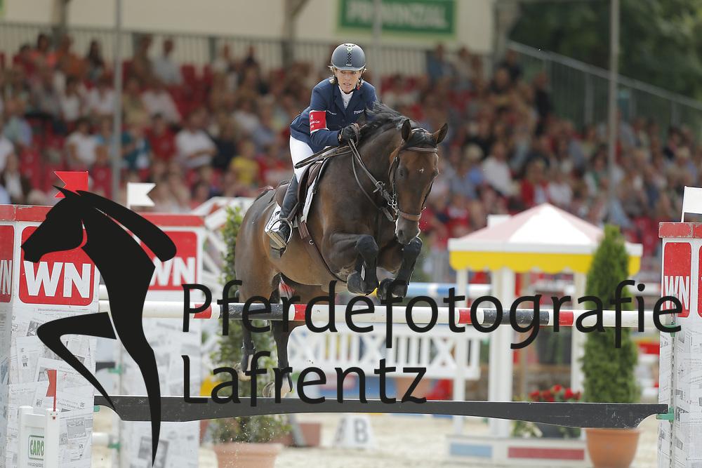 Michaels-Beerbaum, Meredith, Checkmate<br /> Münster - Turnier der Sieger<br /> Finale - Mittlere Tour<br /> © www.sportfotos-lafrentz.de/ Stefan Lafrentz