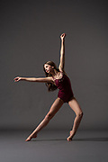 Dancer: Emma Bellessa, Photo by Nathan Sweet Photography