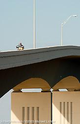 Seabreeze Bridge, Daytona Beach, FL. 2003<br /> <br /> Limited Edition Print from an edition of 50. Photo ©2003 Michael Lichter.